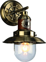Бра Arte Lamp Sailor A4524AP-1AB